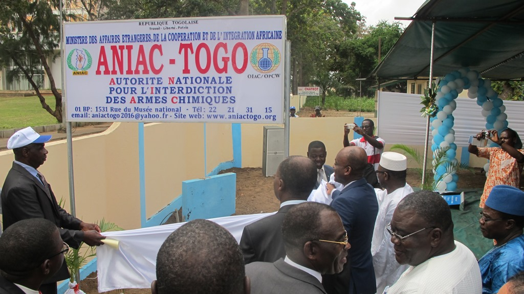 LANCEMENT OFFICEL – ACTIVITES ANIAC TOGO